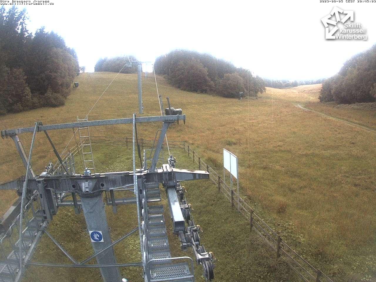 Webcam Büre Bremberg X-Press - Skiliftkarussell Winterberg