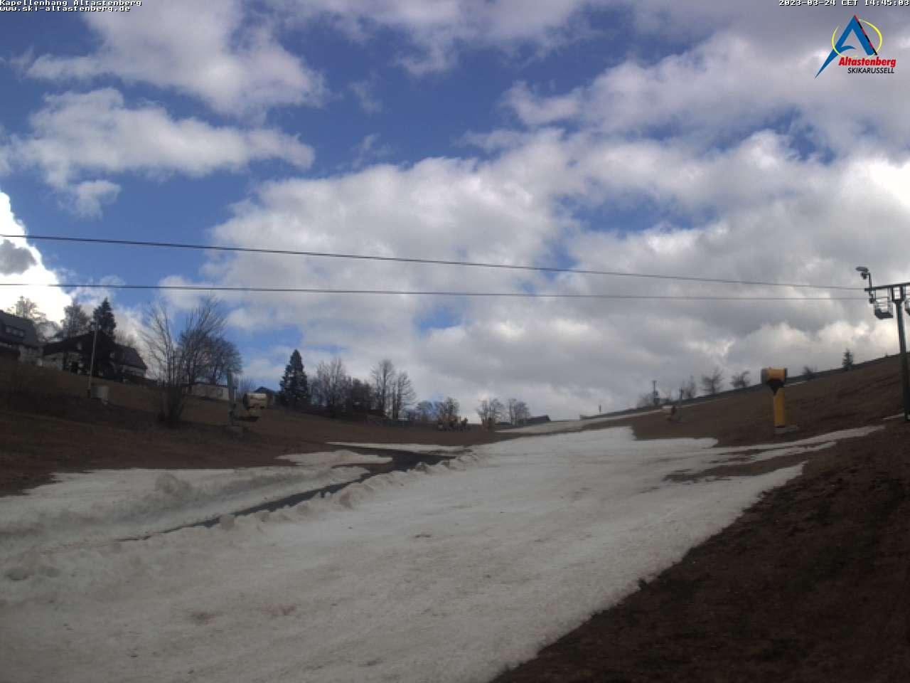 Webcam Skigebiet Altastenberg - Skiliftkarussell Winterberg
