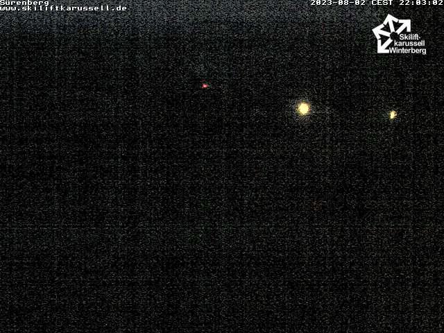 Webcam Sürenberg - Skiliftkarussell Winterberg